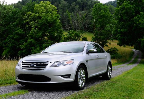 2010 Ford Taurus Residual Hike is No Bull featured image large thumb0