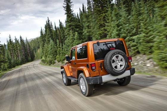 Changes on the 2011 Jeep Wrangler Revealed featured image large thumb1