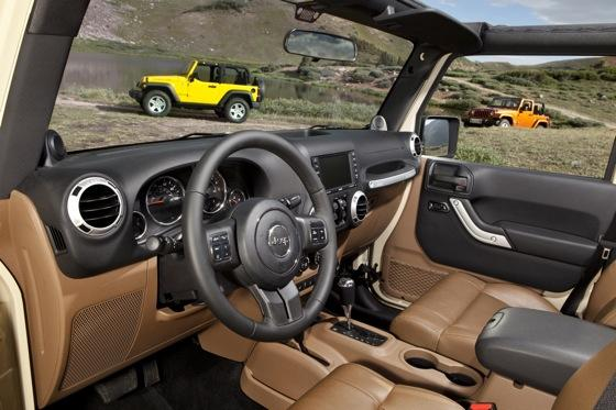 Changes on the 2011 Jeep Wrangler Revealed featured image large thumb25