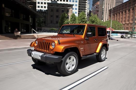 Changes on the 2011 Jeep Wrangler Revealed featured image large thumb2