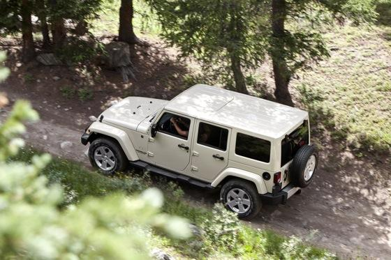 Changes on the 2011 Jeep Wrangler Revealed featured image large thumb6