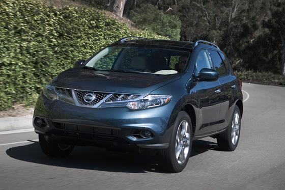 The Nissan Murano Convertible Suv When Two Genres Collide