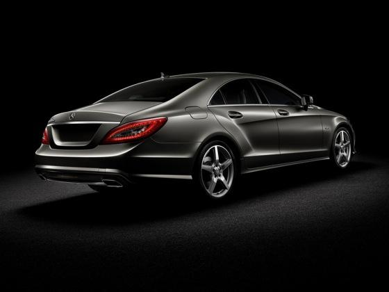 Coupe Scoop! 2012 Mercedes-Benz CLS Four Door Coupe Revealed featured image large thumb0