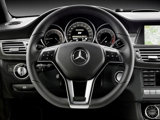 Coupe Scoop! 2012 Mercedes-Benz CLS Four Door Coupe Revealed featured image large thumb10