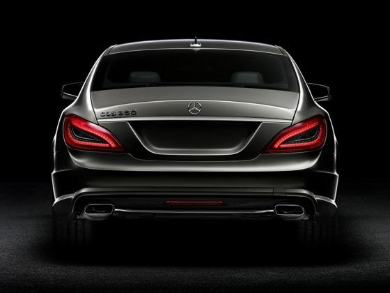 Coupe Scoop! 2012 Mercedes-Benz CLS Four Door Coupe Revealed featured image large thumb1