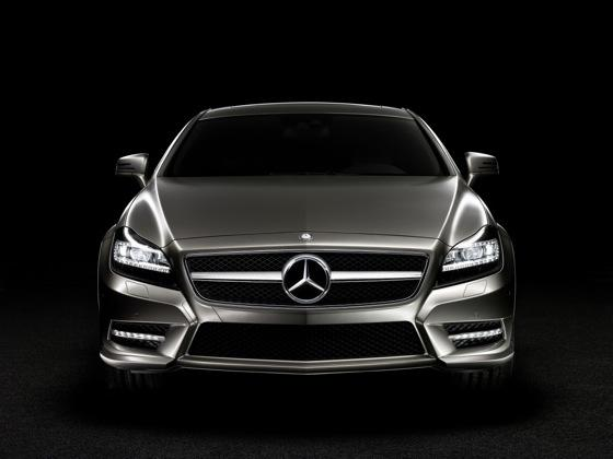 Coupe Scoop! 2012 Mercedes-Benz CLS Four Door Coupe Revealed featured image large thumb2