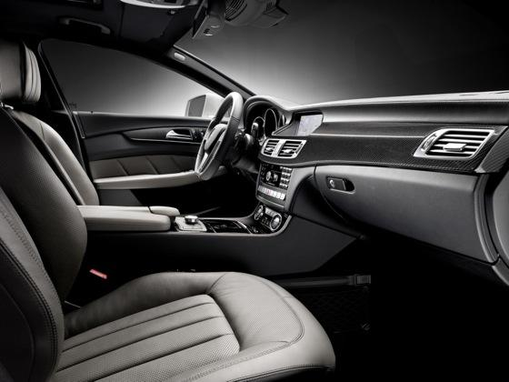Coupe Scoop! 2012 Mercedes-Benz CLS Four Door Coupe Revealed featured image large thumb6