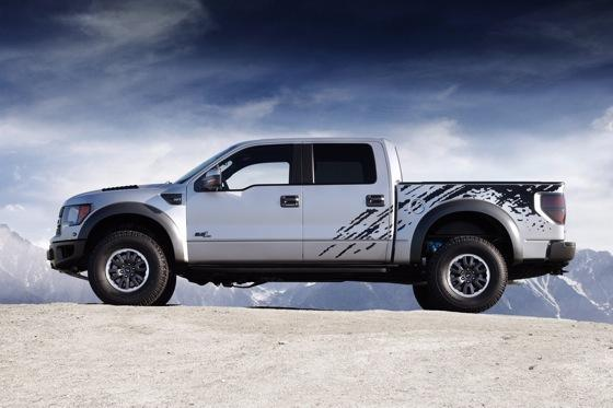 2011 Ford F-150 SVT Raptor Gets More Capacity and Capability featured image large thumb0