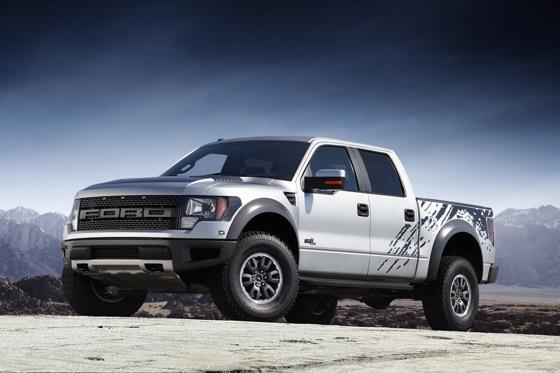 2011 Ford F-150 SVT Raptor Gets More Capacity and Capability featured image large thumb2