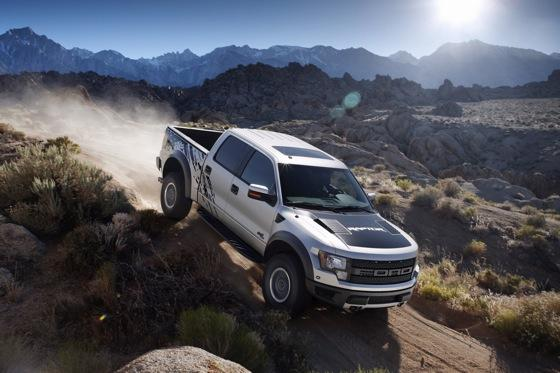 2011 Ford F-150 SVT Raptor Gets More Capacity and Capability featured image large thumb3