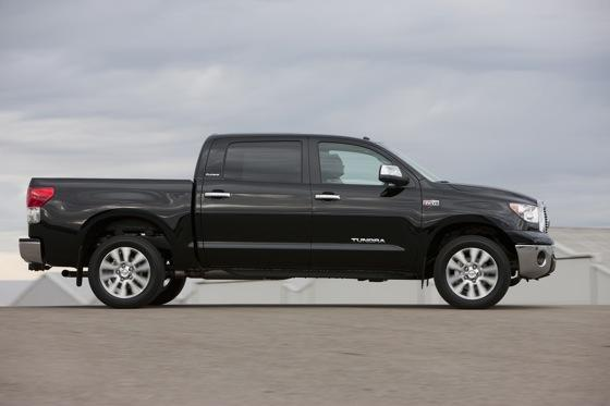 Toyota Tundra Gains Power and Sway Control, Loses Ashtrays featured image large thumb0