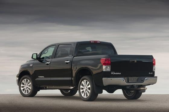 Toyota Tundra Gains Power and Sway Control, Loses Ashtrays featured image large thumb2