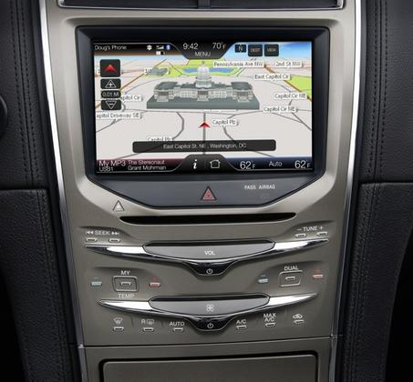 2011 Lincoln MKX - New Car Review featured image large thumb24