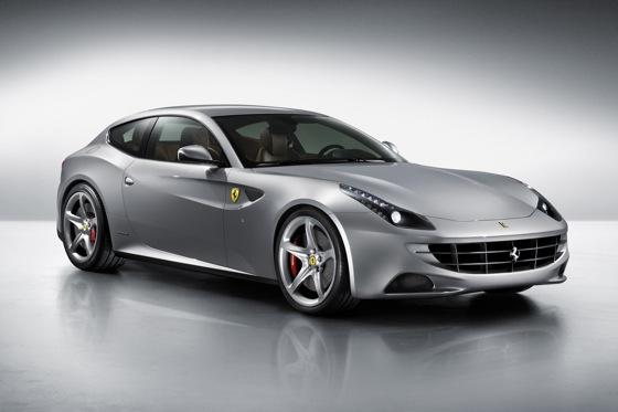 Introducing Ferrari S Four Door Hatchback Autotrader