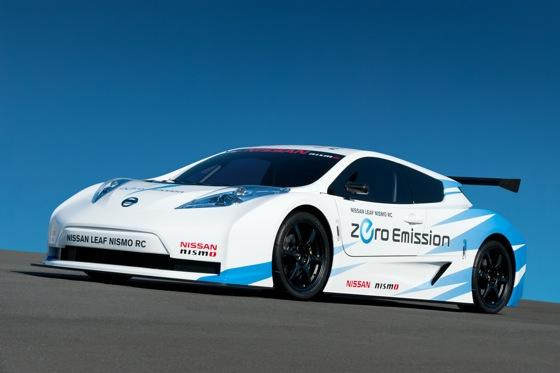The Nissan Leaf as a Race Car? featured image large thumb2