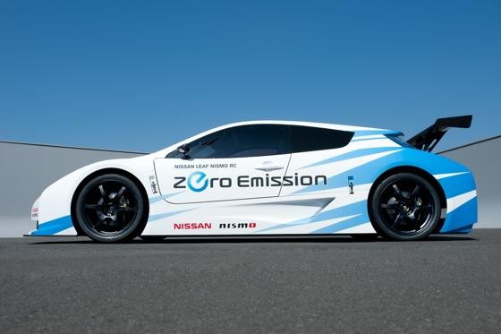 The Nissan Leaf as a Race Car? featured image large thumb3