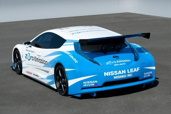 The Nissan Leaf as a Race Car? featured image large thumb4