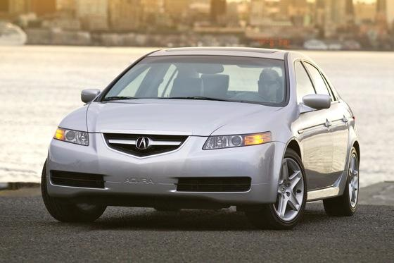 2004 2008 acura tl used car review autotrader. Black Bedroom Furniture Sets. Home Design Ideas