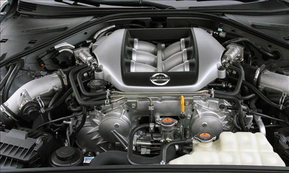 Review: 2009 Nissan GT-R featured image large thumb0