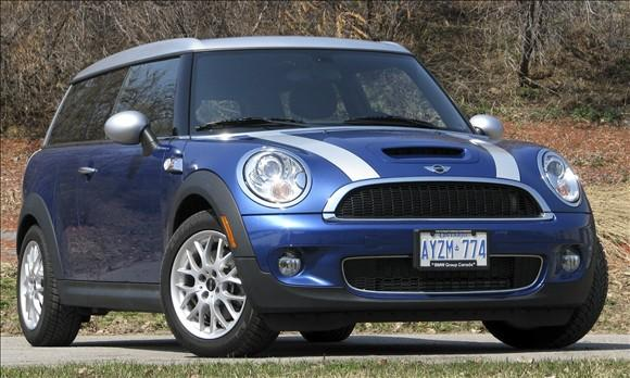 Review: 2008 MINI Cooper Clubman featured image large thumb0