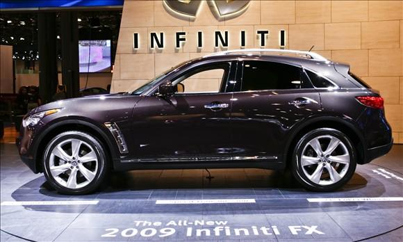 Review: 2009 Infiniti FX featured image large thumb1