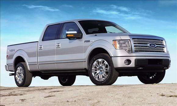 Review: 2009 Ford F-150 Pickup featured image large thumb0
