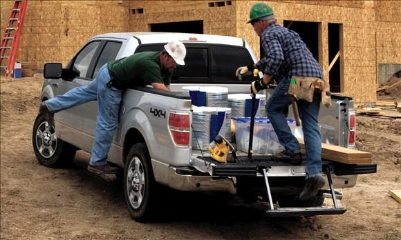 Review: 2009 Ford F-150 Pickup featured image large thumb1