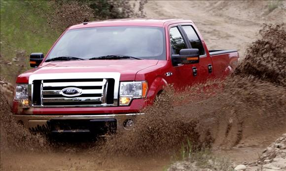 Review: 2009 Ford F-150 Pickup featured image large thumb2