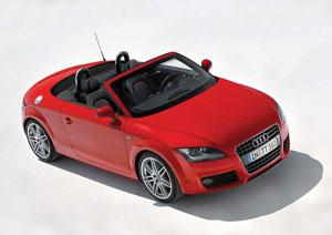 2008 Audi TT Roadster featured image large thumb0