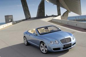 2008 Bentley Continental GTC: What's New featured image large thumb0