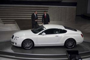 2008 Bentley Continental GT Speed Preview featured image large thumb0