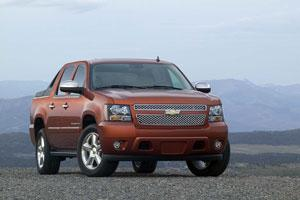 2008 Chevrolet Avalanche: Whats New featured image large thumb0
