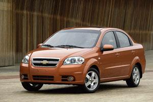 2008 Chevrolet Aveo: What's New featured image large thumb0