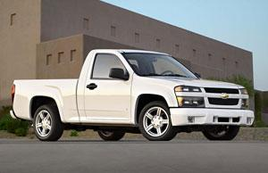 2008 Chevrolet Colorado: What's New featured image large thumb0
