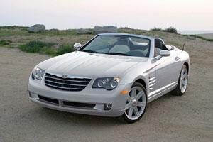 2008 Chrysler Crossfire: What's New featured image large thumb0