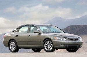2008 Hyundai Azera: What's New featured image large thumb0
