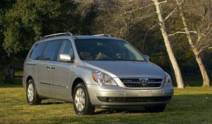 2008 Hyundai Entourage: What's New featured image large thumb0