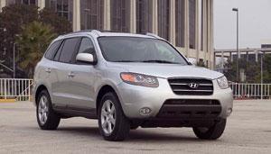 2008 Hyundai Santa Fe: What's New featured image large thumb0