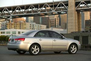 2008 Hyundai Sonata: What's New featured image large thumb0