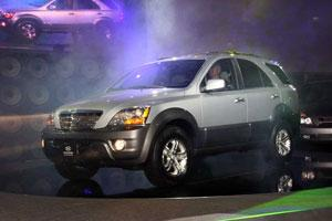 2008 Kia Sorento: What's New featured image large thumb0