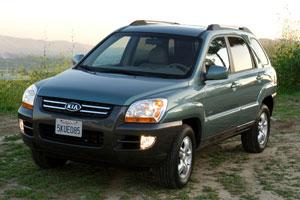 2008 Kia Sportage: What's New featured image large thumb0