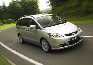 2008 Mazda5: What's New featured image large thumb0