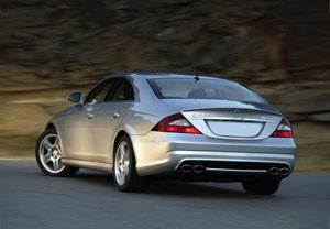 2008 Mercedes-Benz CLS-Class: What's New featured image large thumb0