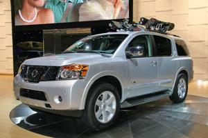2008 Nissan Armada: What's New featured image large thumb0