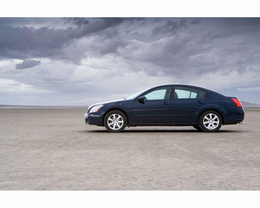 2008 Nissan Maxima: What's New featured image large thumb0