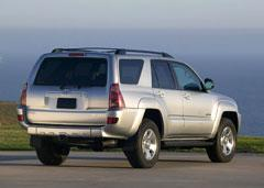 2008 Toyota 4Runner: What's New featured image large thumb0