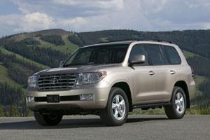 2008 Toyota Land Cruiser Preview featured image large thumb0