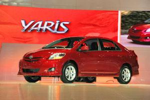 2008 Toyota Yaris: What's New featured image large thumb0