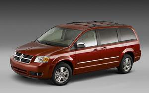 2008 Dodge Grand Caravan Preview featured image large thumb0
