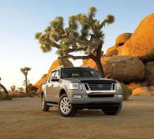2008 Ford Explorer Sport Trac: What's New featured image large thumb0
